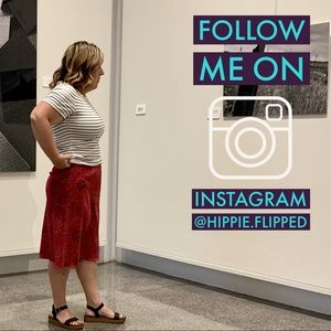 Follow me on Instagram!